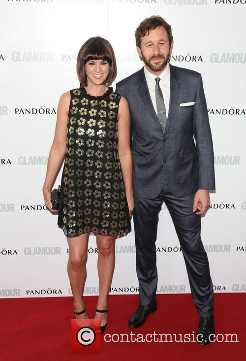 Chris O'dowd and Dawn Porter 2