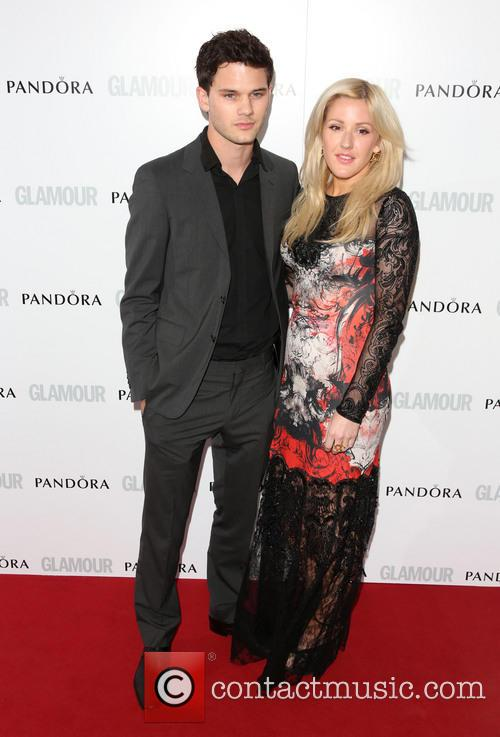 Jeremy Irvine and Ellie Goulding 2