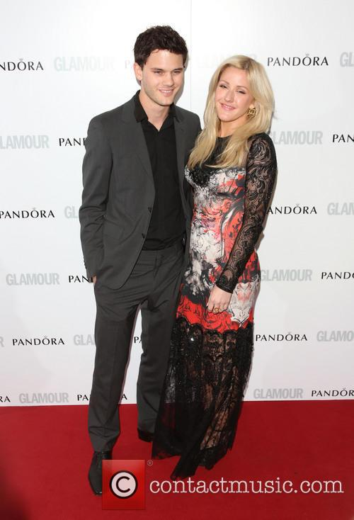 Jeremy Irvine and Ellie Goulding 3