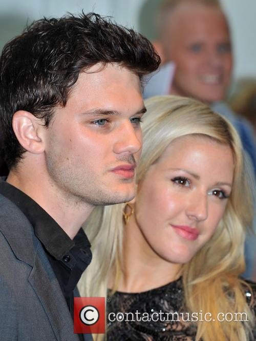Ellie Goulding and Jeremy Irvine 7
