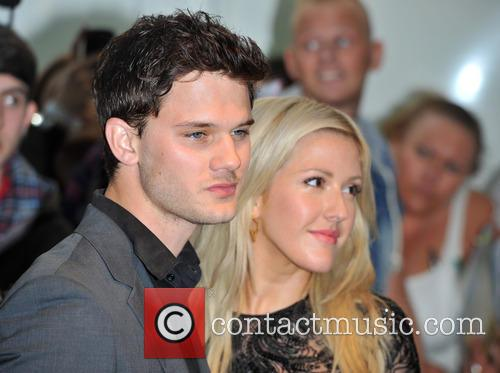 Ellie Goulding and Jeremy Irvine 10