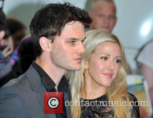 Ellie Goulding and Jeremy Irvine 11