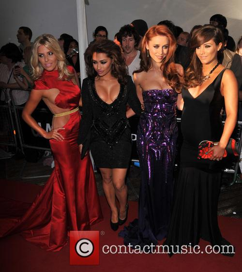 Girls Aloud, Berkeley Square Gardens