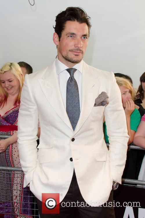 David Gandy, Berkeley Square Gardens