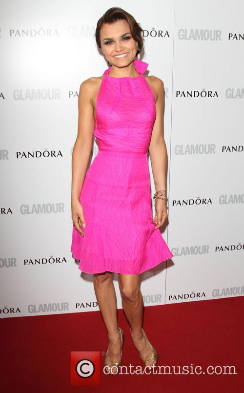 samantha barks the glamour women of the 3704388