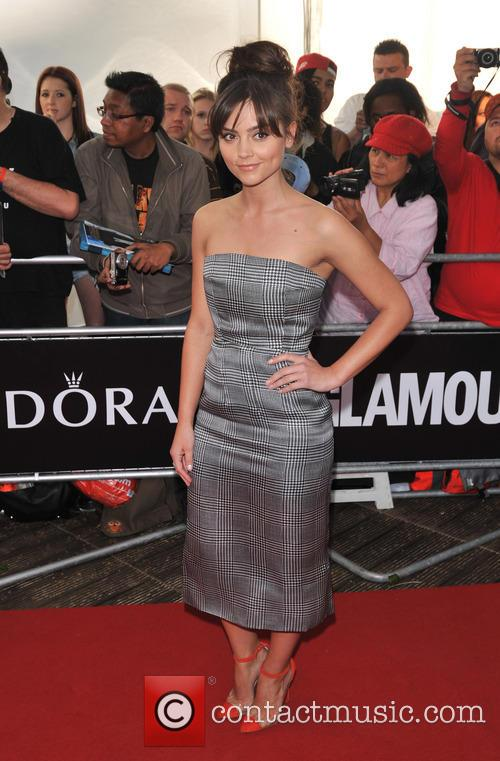 jenna louise coleman glamour women of the 3702277