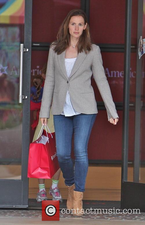 Jennifer Garner, The Grove