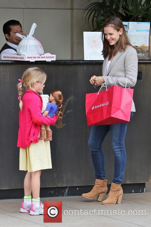 jennifer garner violet affleck jennifer garner and daughter 3702672