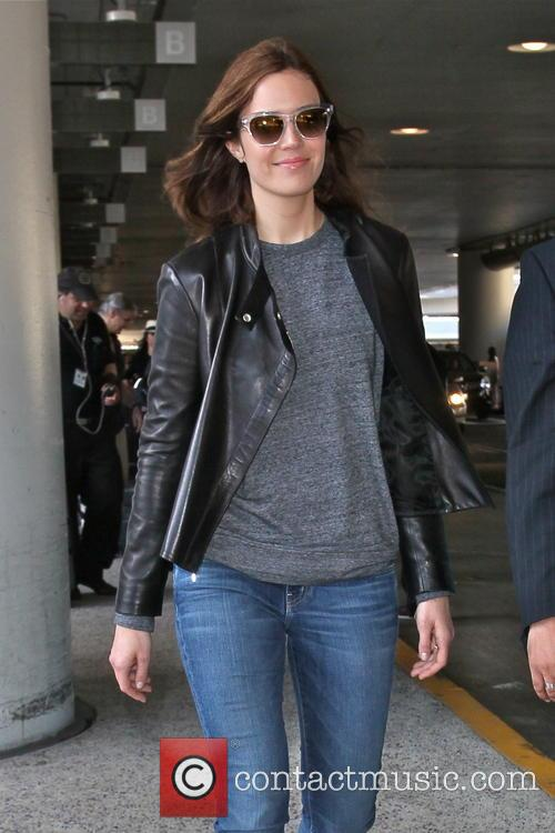 Mandy Moore, LAX Airport