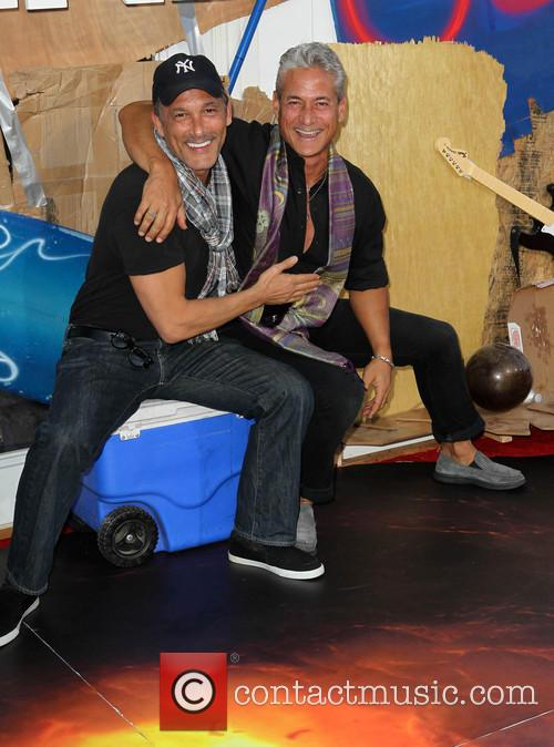 Greg Louganis and Daniel Mcswiney 6