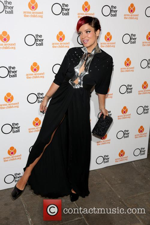 lily allen the other ball charity gala 4229626