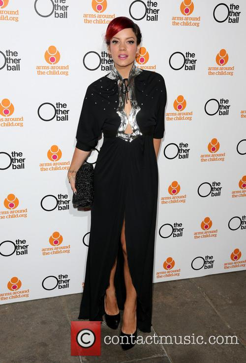 lily allen the other ball charity gala 4229628