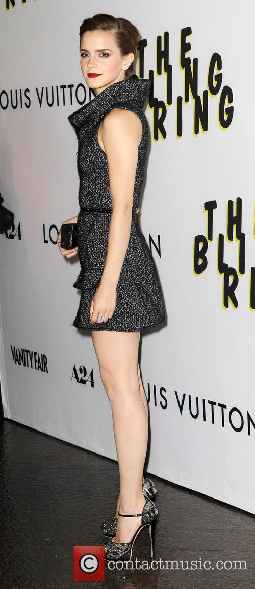 Los Angeles premiere of A24's 'The Bling Ring'