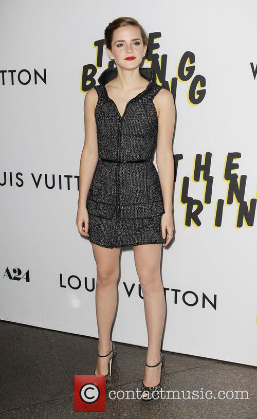 Emma Watson, The Blig Ring LA Premiere