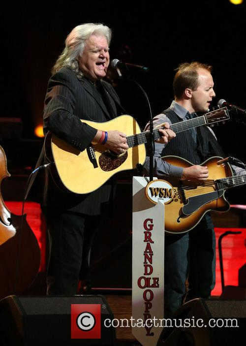 Ricky Scaggs, Grand Ole Opry House