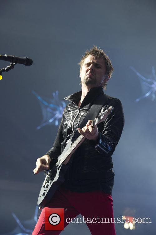 Matthew Bellamy 18
