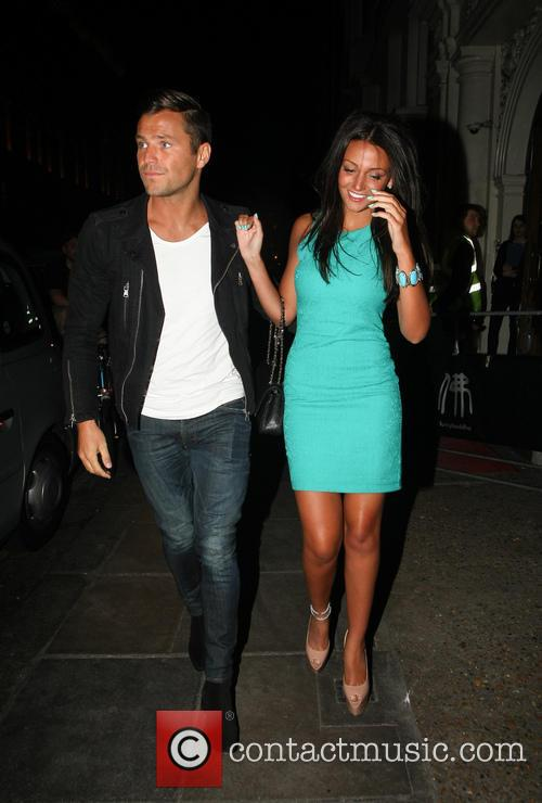 Michelle Keegan and Mark Wright 7
