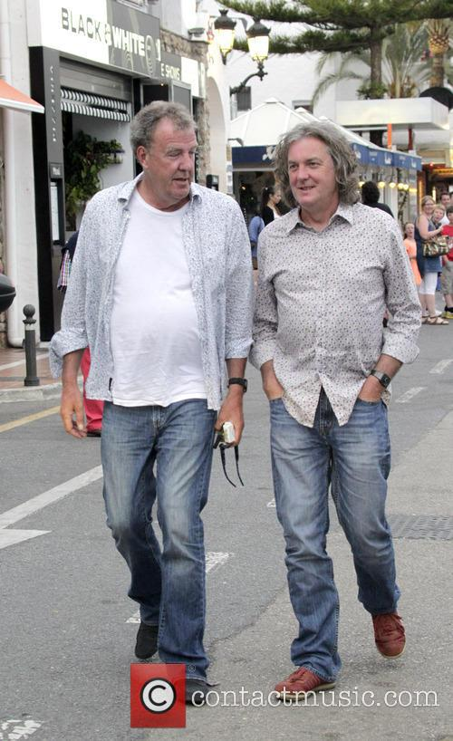 Jeremy Clarkson and James May 4