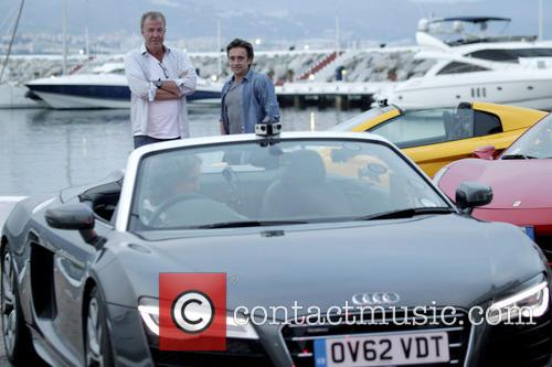 Richard Hammond and Jeremy Clarkson 3