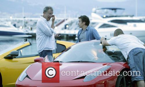 Richard Hammond and Jeremy Clarkson 9