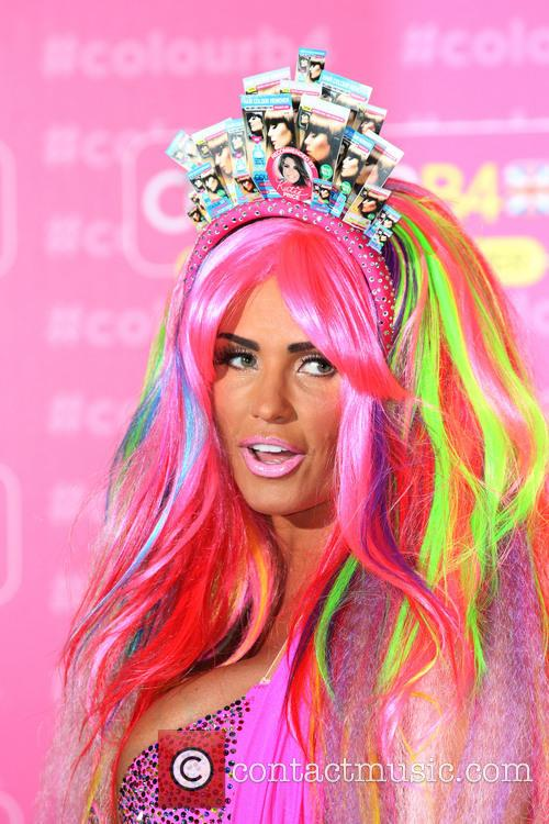 katie price katie price colourb4 promotion and 4229384