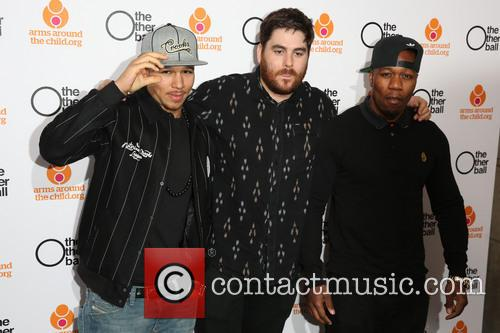 Rudimental, Amir Amor and Kesi Dryden 4