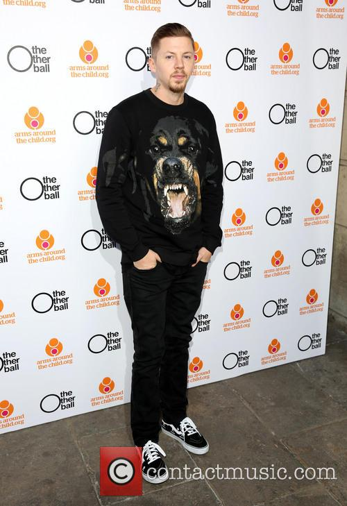 professor green the other ball charity gala 4229728