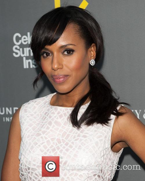 Kerry Washington, West Hollywood