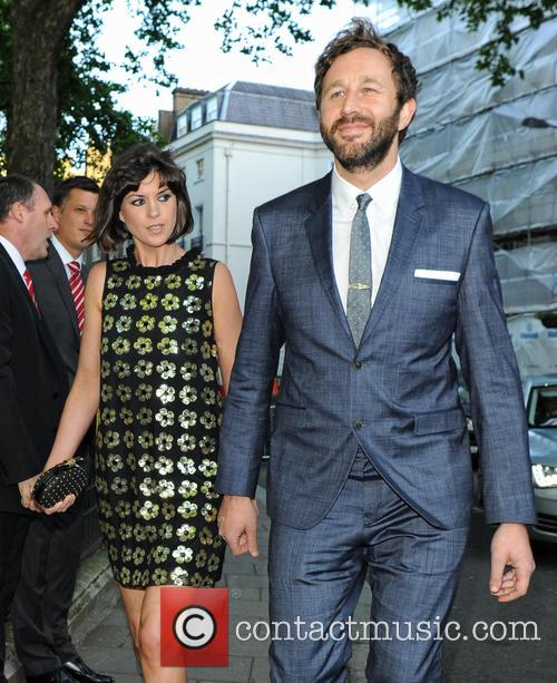 Dawn O'porter and Chris O'dowd 2
