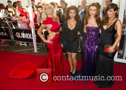 The Saturdays, Mollie King, Vanessa White and Una Healy:frankie Sandford 11