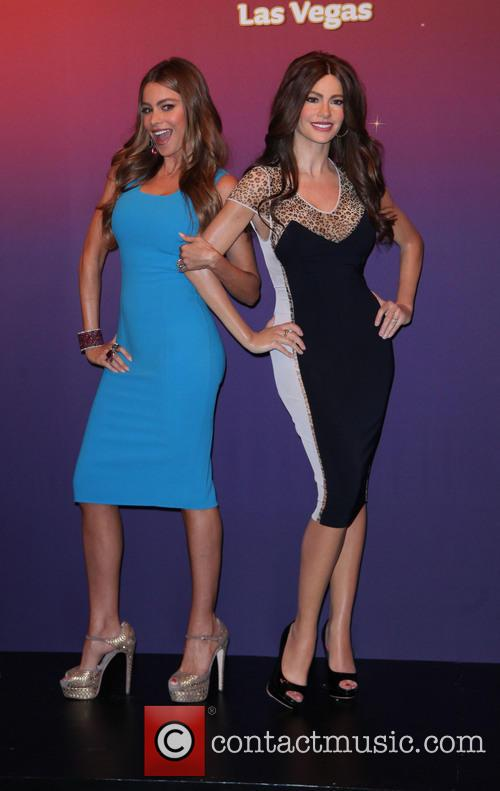 Sofia Vergara to Unveil Two Wax Figures