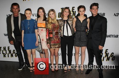 Gavin Rossdale, Taissa Farmiga, Katie Chang, Claire Julien, Emma Watson and Israel Broussard 2