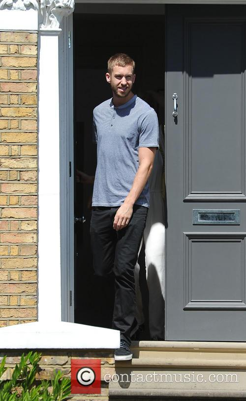 Calvin Harris, London