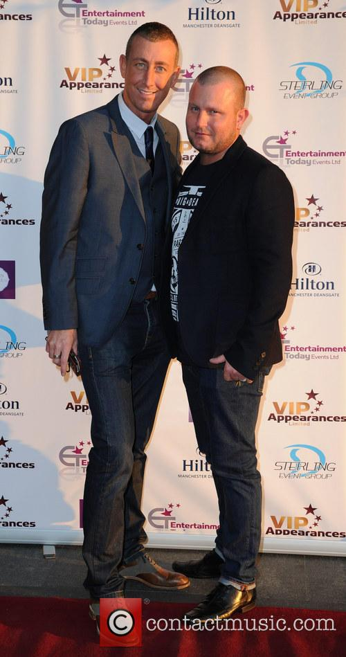 Christopher Maloney and boyfriend