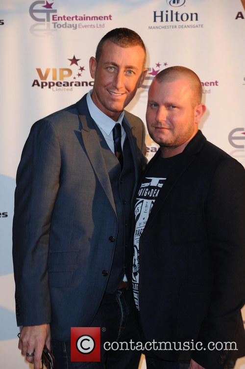 Christopher Maloney and boyfriend