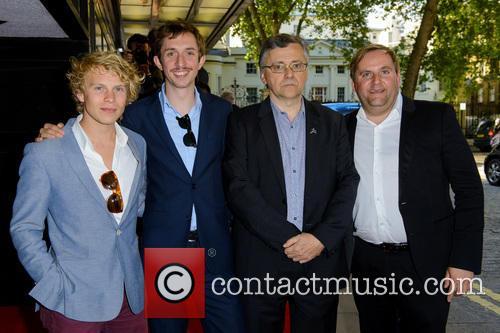 Gilles De Schryver, Robrecht Vanden Thoren and Tom Audenaert 2