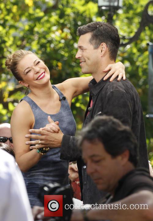 Leann Rimes and Eddie Cibrian 11