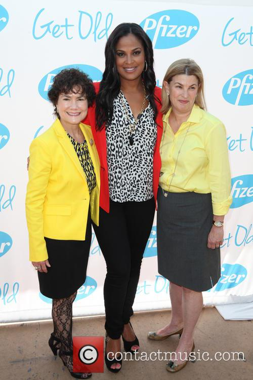 Boxing Champ Laila Ali Kicks Off Pfizer Get...