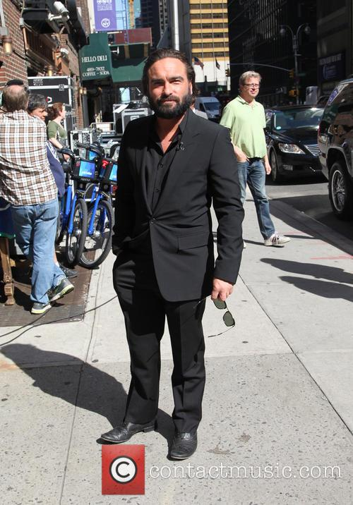 Johnny Galecki 11