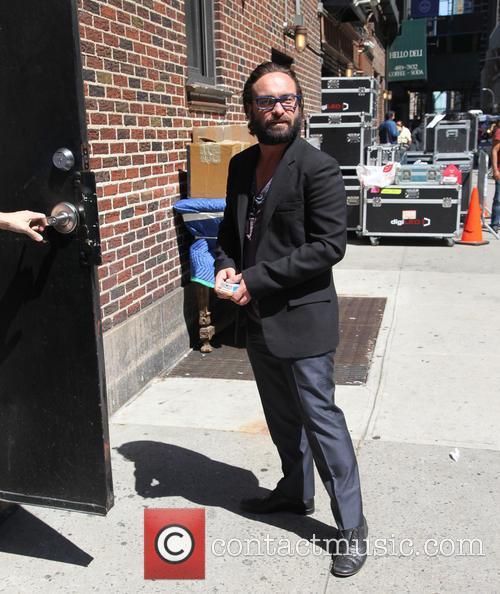 Johnny Galecki, Ed Sullivan Theater, The Late Show