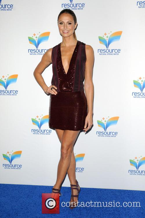 stacy keibler resource natural spring water launch 3705130