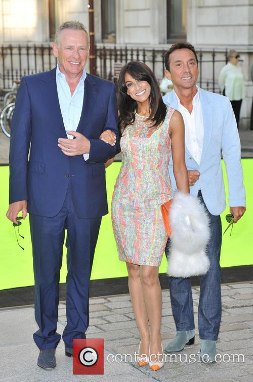 Jacqui Sinclair and Bruno Tonioli 3