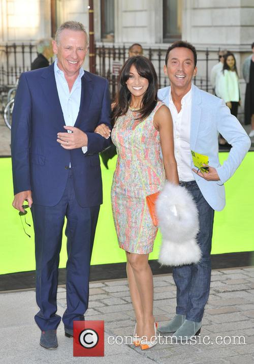 Jacqui Sinclair and Bruno Tonioli 1