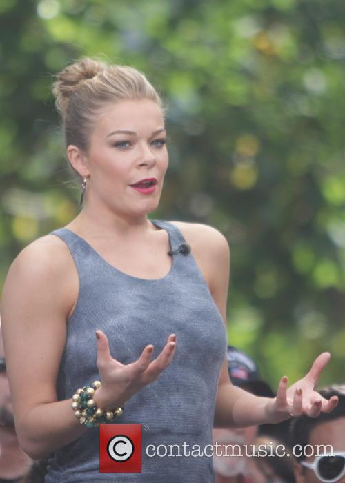 leann rimes leann rimes at the grove 3705689