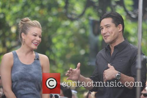 Leann Rimes and Mario Lopez 3