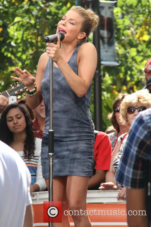 leann rimes leann rimes at the grove 3706181