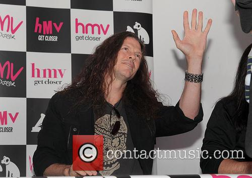Megadeth and Chris Broderick 3