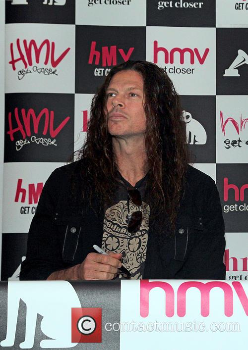 Megadeth and Chris Broderick 1