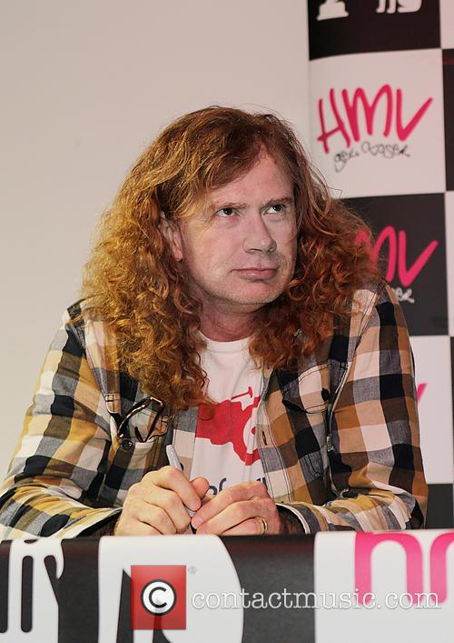 Dave Mustaine 6