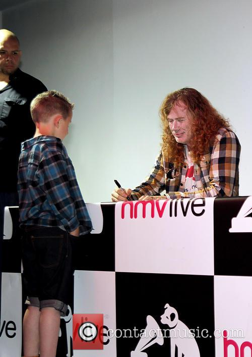 Dave Mustaine 7
